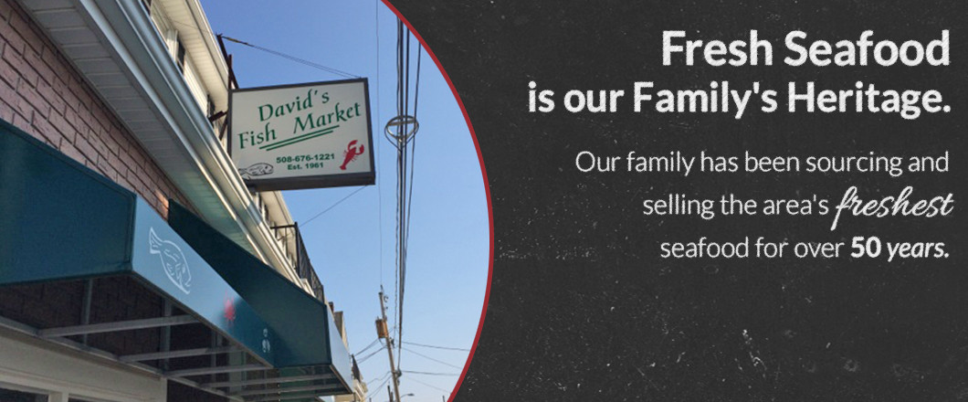David's Fish Market: Fall River, MA: Fresh Seafood For Sale